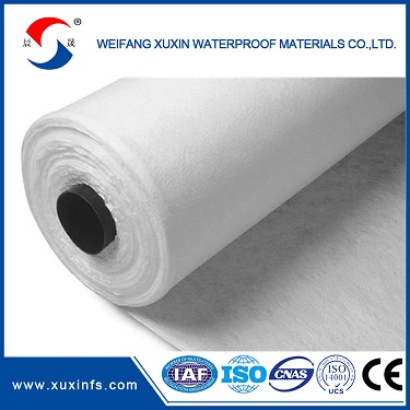 Polyester Felt for SBS/APP Modified Bitumen Waterproof Membrane